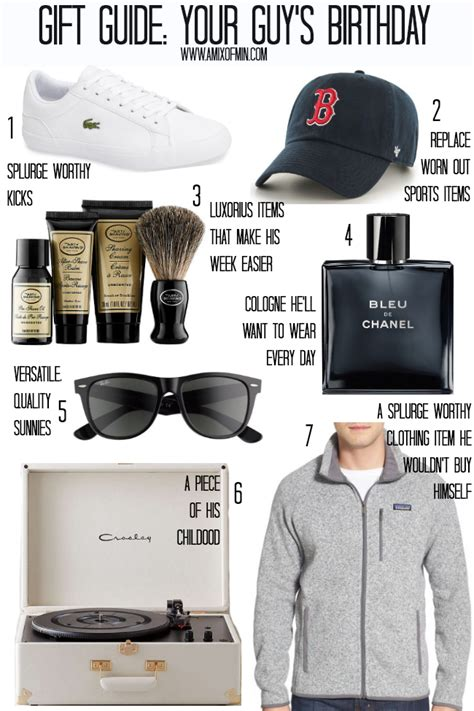 7 Gift Ideas For Your Spouse by Gift Guide Your S Birthday A Mix Of Min