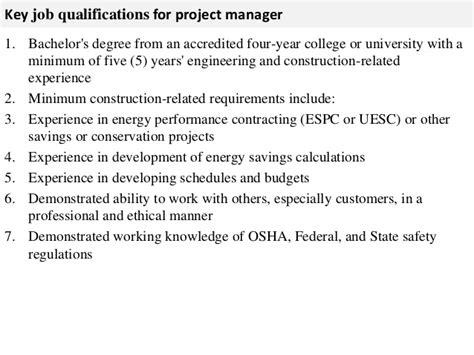 job description project manager pdf pdf archive