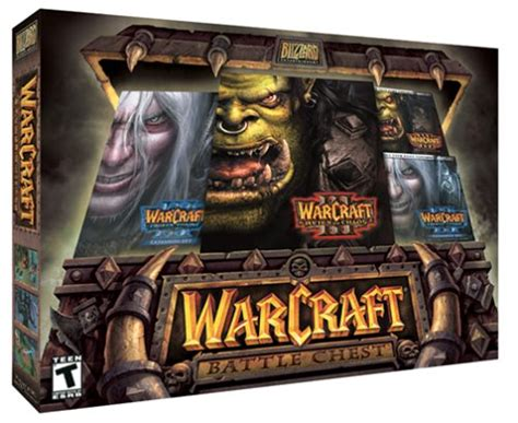 Pc Original World Of Warcraft Battle Chest 1 12 like league of legends best moba