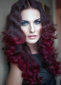 hairstyle and hair colouring suggestions for skin hair red violet hair color ideas inofashionstyle com