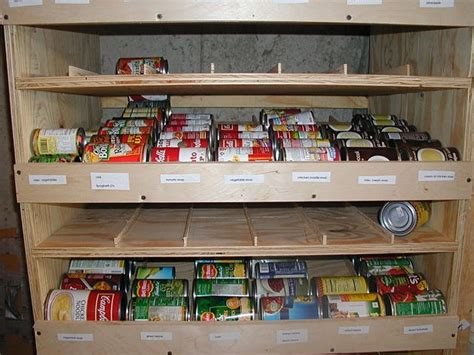 diy rotating can shelf want diy wood projects