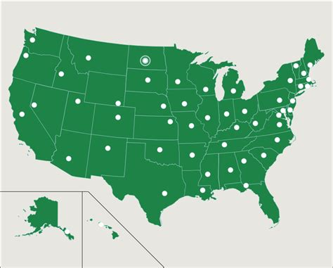 usa map quiz on states and capitals the u s state capitals map quiz