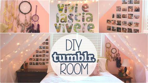 bedroom tumblr ideas 3 diy tumblr inspired room decor ideas diy room decor pinterest room decor