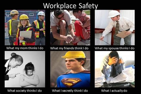 Health And Safety Meme - pin by safety risk blog on funny safety photos and