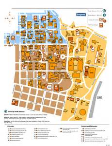 university of texas map library library map and floor plans university of texas at libraries