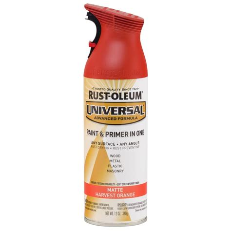 rust oleum universal 12 oz all surface forged hammered burnished spray paint and primer