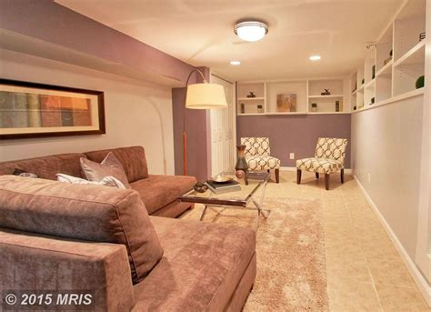 Purple Basement   10 Basement Paint Colors   Bob Vila