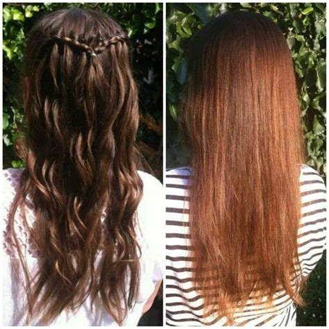 henna before and after this is mine before and after lush caca brun henna