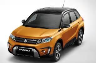 best new small car suzuki vitara compact suv pictures details
