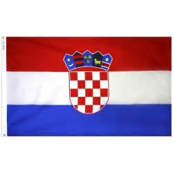 Croatia flag croatian flag from flags unlimited