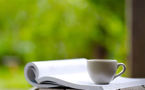 Books on a white coffee cup wallpaper ? Other Wallpapers   Free download wallpapers,windows xp