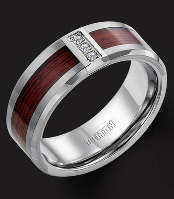 Wedding Bands Houston Tx by Mens Rings Wood Inlay Home Catalog Home Rings