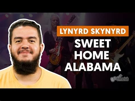 learn sweet home alabama step by step guitar walkth