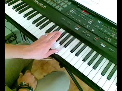 tutorial piano final countdown the europe the final countdown piano tutorial youtube
