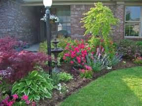 front yard flower beds front10a 255b3 255d jpg image gardens flower and house