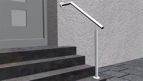 Treppenhandlauf Edelstahl by Treppenhandlauf Edelstahl Mit Stift Wand Treppe