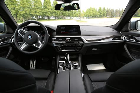 New 2018 Bmw 5 Series by 2018 Bmw 5 Series Review Autoguide