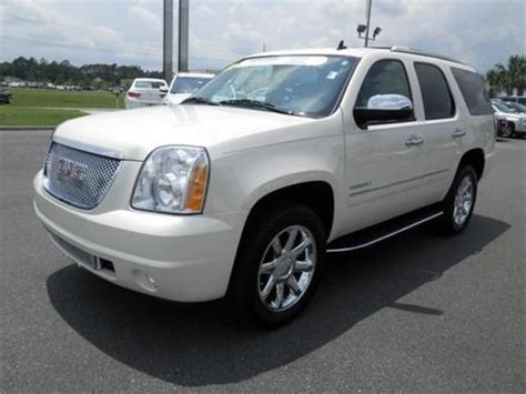 how to learn about cars 2013 gmc yukon xl 1500 interior lighting find used 2013 gmc yukon denali in 2325 u s 501 conway south carolina united states for us