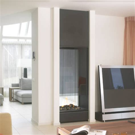 850t closed sided fireplace modus fireplaces
