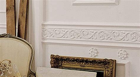 decorative millwork chair rail decorative chair rail and panel molding