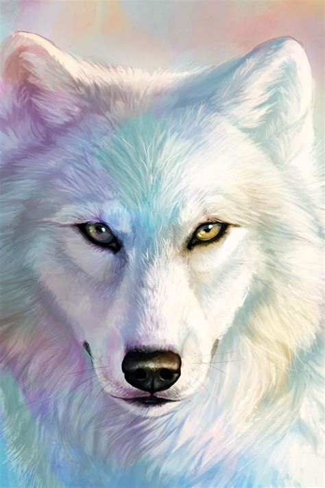 white wolf wallpaper  android apk