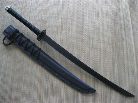Handmade Custom Swords - miller bros blades katana with tsuba custom handmade