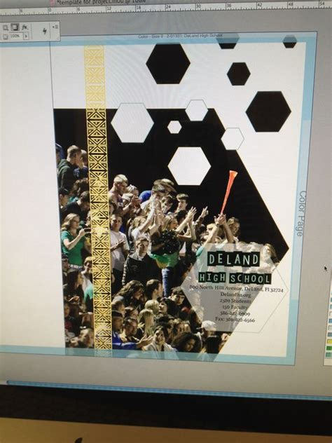 yearbook layout sle title page and yearbooks on pinterest