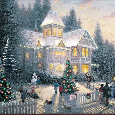 thomas kinkade christmas houses victorian christmas house www pixshark com images galleries with a bite