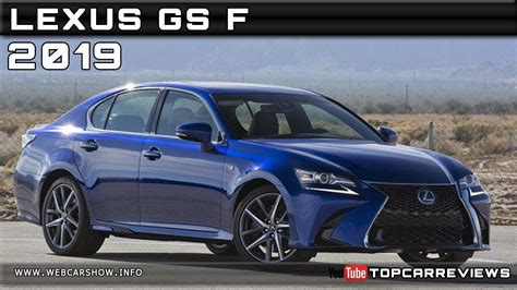2019 Lexus Gs by 2019 Lexus Gs F Review Rendered Price Specs Release Date
