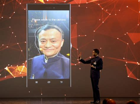 alibaba face recognition chinese e commerce giant to launch pay with a selfie