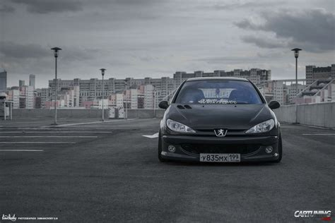 peugeot 406 coupe stance stance peugeot 206 187 cartuning best car tuning photos