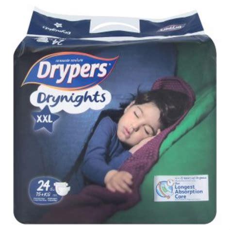 smartshopper gt drypers drynights jumbo xxl24