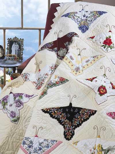 Handkerchief Quilt Pattern by Has Anyone Made A Handkerchief Quilt