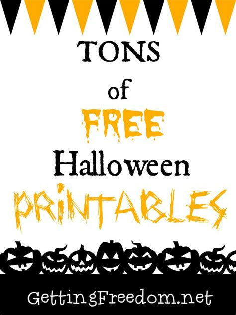 free halloween printable templates festival collections free halloween printable templates festival collections