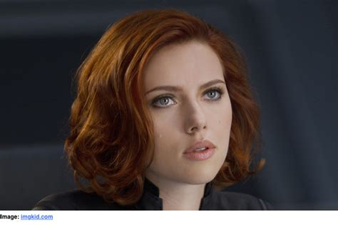 black widow hair color stylenoted inspiration