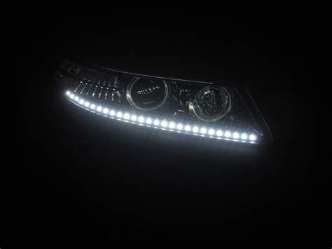 installing led lights headlights