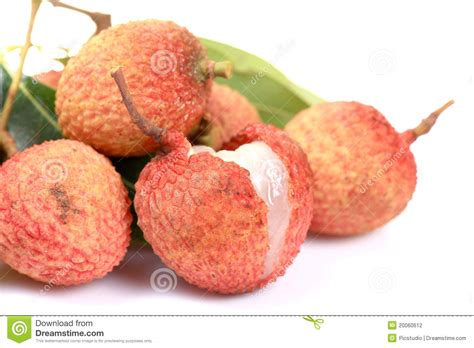 fruit similar to lychee ripe litchi fruit stock photography image 20060612