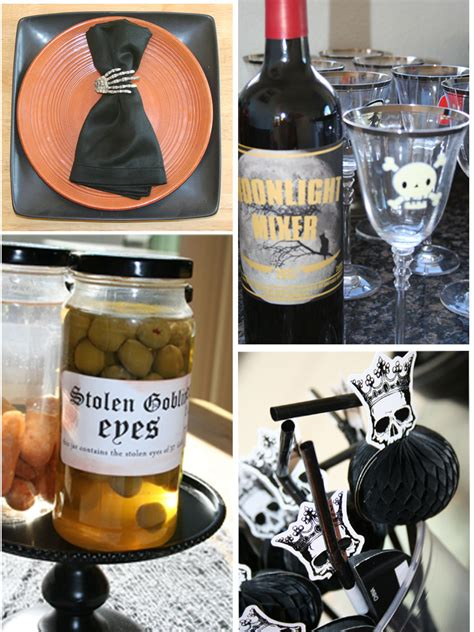 halloween diy you asked our halloween party thoughtfully simple