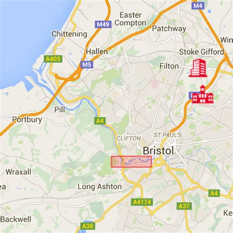 Bristol Address Finder Visit Us Uwe Bristol Visit Us