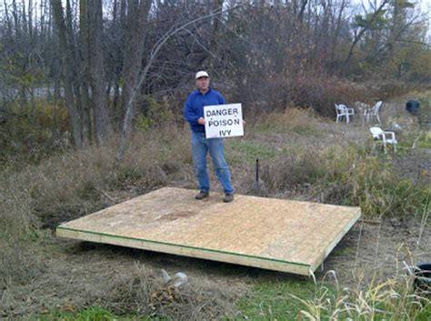 Building A Shed Foundation On Uneven Ground by Sally Guide To Get Building A Shed R