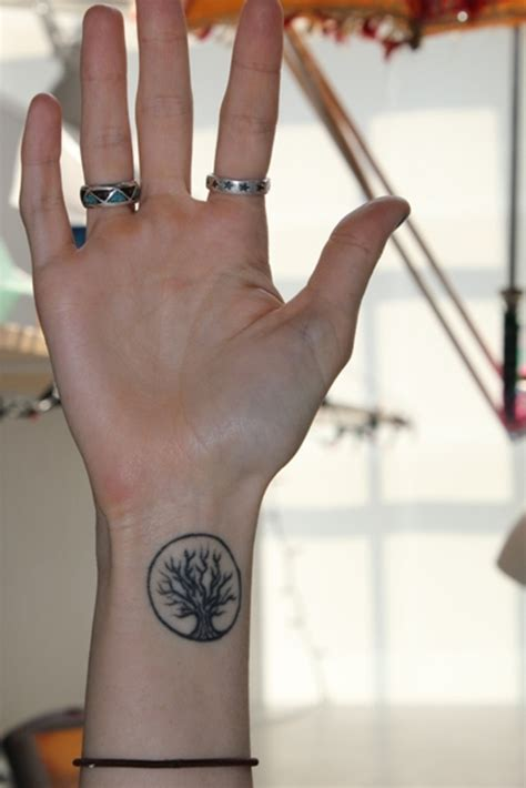 family tree wrist tattoos 77 attractive tree wrist tattoos design