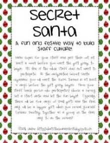 Secret santa poems secret santa and clever sayings on pinterest