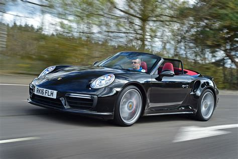 porsche turbo convertible porsche 911 cabriolet pictures carbuyer