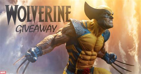figure giveaway wolverine premium format figure giveaway sideshow