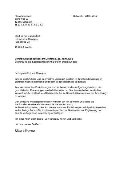 bewerbung für wohnung muster klaus minerwa schm 246 lln