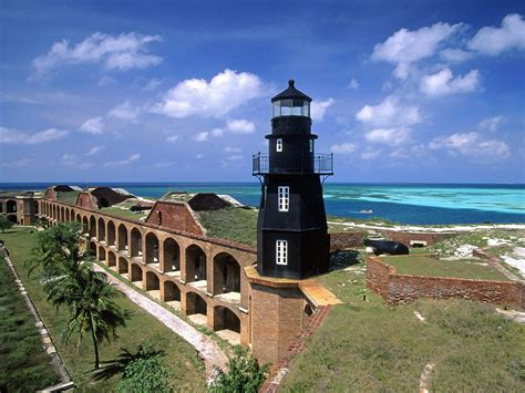city world ford fort jefferson largest fort in the western hemisphere