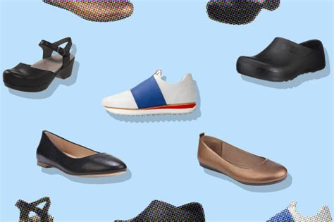 comfortable flats for walking all day most comfortable shoes for walking and standing reviews 2018