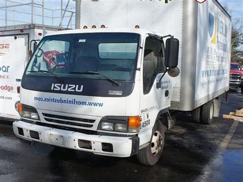 2003 isuzu nqr for sale in lawrenceville nj by dealer