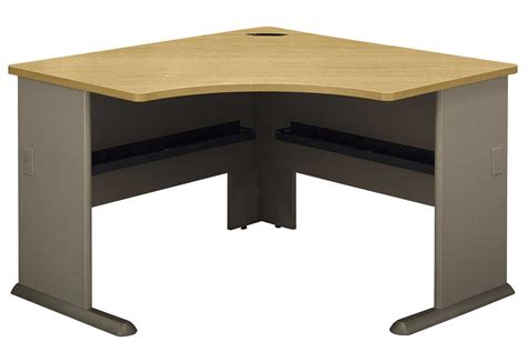 Oak Corner Desk For Home Office Improvement Office Corner Desks