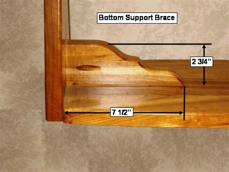 sofa snack table plans free couch tray table plans how to build a couch tray table